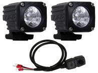RIGID MC-Kit SORT 6-28V FLOOD - 1000 lumen